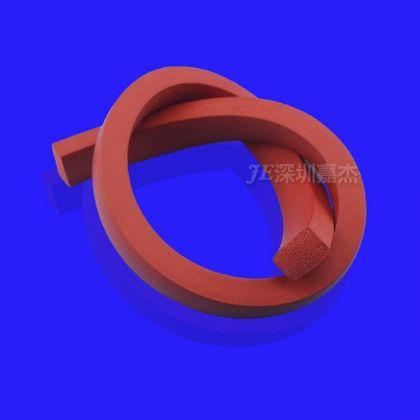 長(chang)方形 (gui)膠發泡密封(feng)條