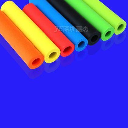 多色(se)發泡耐高溫 (gui)膠海綿管